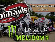 Monster Energy Meltdown at Skagit Speedway