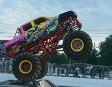 Monster Trucks Invade Skagit Speedway Aug 22n