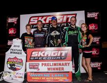 Jason Solwold Strikes First In Dirt Cup 2015