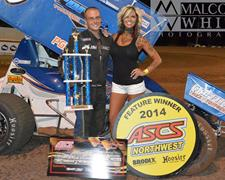 Logan Forler Scores Speedweek Finale At Cottage Grove Speedway; Hirst Crowned Speedweek Champ