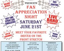 Fan Appreciation Night To Host Lots Of Activi