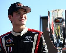 NASCAR Superstar Kyle Larson Returns To The Cottage Grove Speedway To Race Against The Outlaws