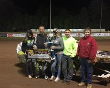 Mark Wauge Holds On To Win Wild West Modified
