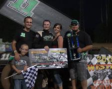 Roger Crockett Wins $5,000.00 Speedweek Finale At CGS; Colby Copeland Wins Speedweek Northwest Title