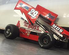 Rilat Debuting New Paint Scheme at Texas Moto
