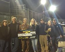 Kyle Yeack Repeats As CGS Wallbanger Cup Winn