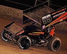 Starks Finishes Fourth in ASCS Northwest Spee