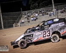 The Best IMCA Modified Chauffeurs In The West