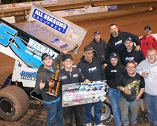 Dills Claims Cottage Grove Championship after
