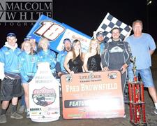 Jason Solwold Wins Night One of the Fred Brow