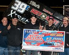 Solwold Takes ASCS Northwest Opener at Grays Harbor