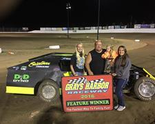 Goetz, Sweatman, Blood, and Briggs Winners at
