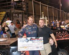 Jesse Williamson Wins Fourth CGS Modified Nat