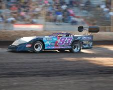 Bob Westscott Sweeps WRS Late Model Lites Eve