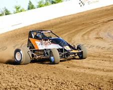 Miller Sweeps Non-Wing Weekend At Cottage Gro