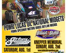 Sunday, August 2nd Knepper Memorial