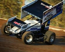 Dills Runs into Engine Woes at Cottage Grove