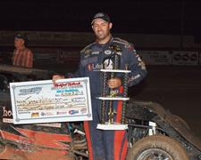 Jesse Williamson Wins 2013 Cottage Grove Spee