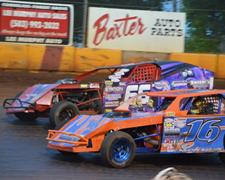 SSP IMCA Modified Doubleheader This Saturday