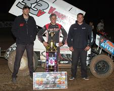 Henry Van Dam Wins Marvin Smith Memorial Grov