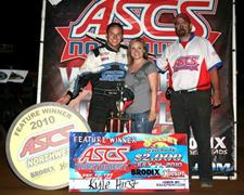 Hirst Banks ASCS Northwest Speedweek Win at S