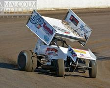 Van Dam Starts Strong Before Wild Wreck at Co