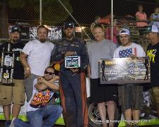 Jesse Williamson Wins Dancin Bare Topless Mod