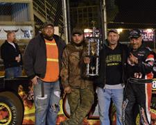 Dave Walters Wins First Career NELMS Victory