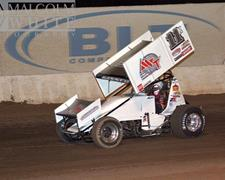 Kraig Kinser Returns To The Site Of His First Career Outlaw Victory