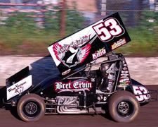 Gregg Races to 14th in Tulare