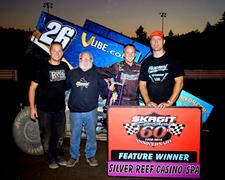 Malsam Wins on Ladies Night at Skagit Speedwa