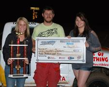 Taunton Swaim Wins 4-Cylinder Nationals At CG