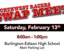 Northwest Racers Swap Meet: February 13th