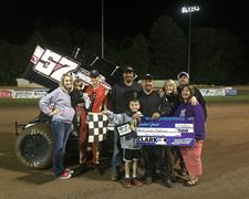 D. Redmond And King Win During Firday Night T