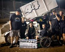 Helsel Wins At Cottage Grove Speedway With Cl