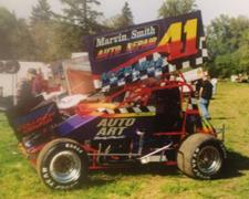 Marvin Smith Memorial Grove Classis Laps Stil