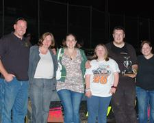 Daniel Ray Wins Wallbanger Cup; Crockett, Win