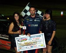 Grays Harbor Raceway Completes Wild Wild West Modified Shootout Kick Off