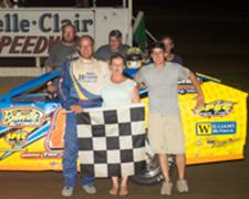 Bittle and Eilers take home the WIN