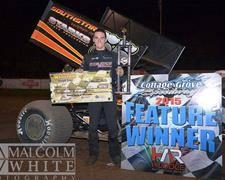 Starks Sails to Inaugural Western Sprint Tour