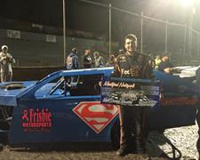 Collen Winebarger Sweeps Night One Of Mark Ho