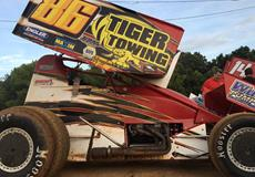 Bruce Jr. Earns Top Fives in Oklahoma an