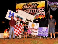 From 18th To 1st, Tatnell Wins