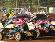 Kouba & Richert Memorials Provide Tremendous Racing Weekend