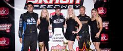 Sam Hafertepe, Jr. Dominates The 45th Annual