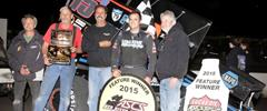 Hafertepe Jr. Sticks to Game Plan to Win 42nd annual Winter Nationals