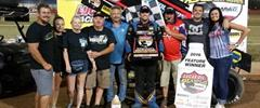 Sam Hafertepe Jr. – ASCS Speedweek Champ!