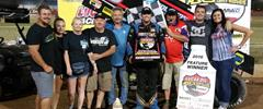 ASCS National Tour Speedweek Belongs to Sam H