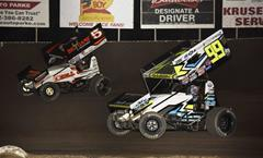 Brady Bacon – Close with WoO Again at Haubstadt!