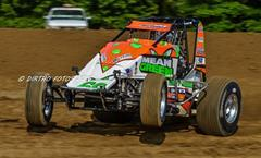 Brady Bacon – Atop the USAC Heap with Two Second P